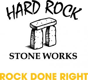 Hard Rock Stone Works Logo